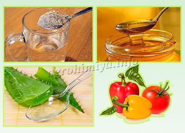 Народные средства подкормки для семян перца и томатов