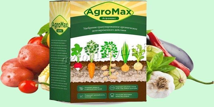Фото удобрения Агромакс (Agromax)
