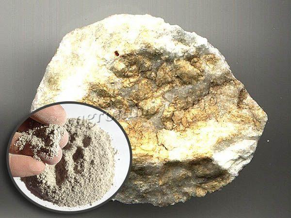 Карбонатный кристаллический минерал из которого производится Доломитовая мука