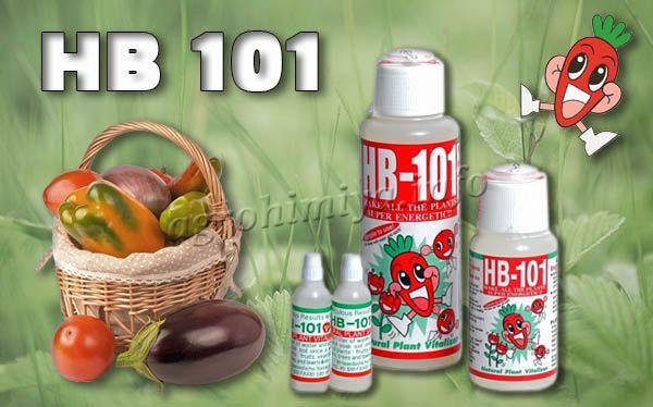 Жидкое удобрение НВ 101 продается в виде сильного концентрата