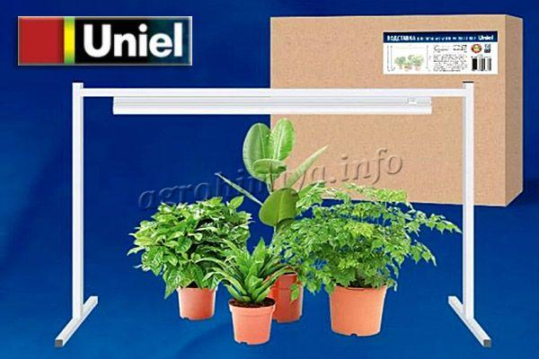 Фитолампа Uniel ULI-P10-18W-SPFR IP40