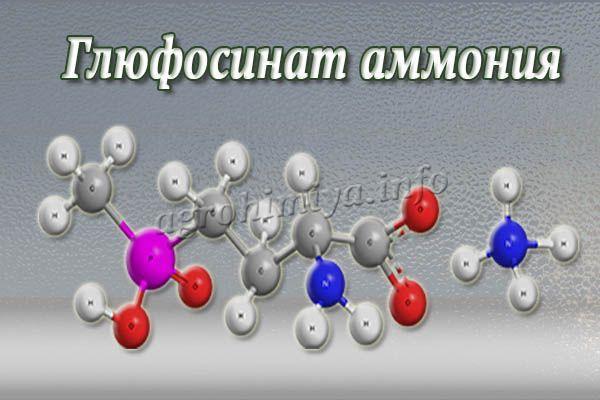 Главный действующий компонент – глюфосинат аммония (150 г на л)