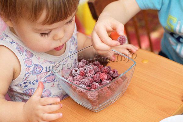Малина Карамелька лучше всего подходит для еды в свежем виде, так как ягоды этого сорта очень вкусные и ароматные