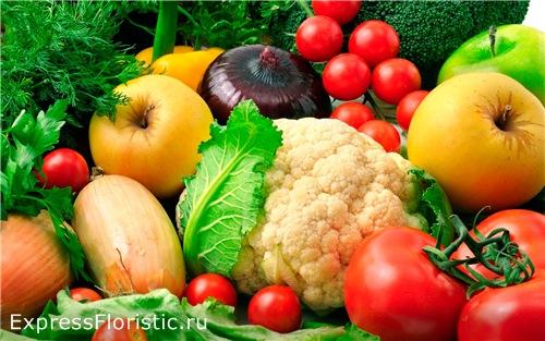 Отвары овощей для цветов